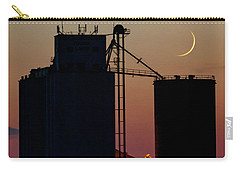 Crescent Moon At Laird 02 Carry-all Pouch