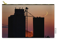 Crescent Moon At Laird 03 Carry-all Pouch