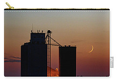 Crescent Moon At Laird 05 Carry-all Pouch