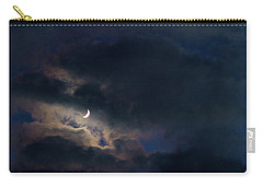 Crescent Moon In Hocking Hilla Carry-all Pouch