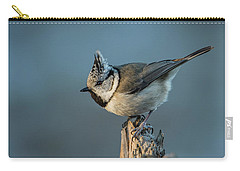 Carry-all Pouch featuring the photograph Crest by Torbjorn Swenelius