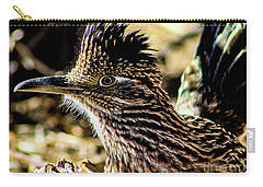 Cresting Roadrunner Carry-all Pouch
