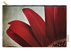 Crimson Drama Queen Carry-all Pouch