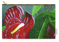 Crimson Thrill Carry-all Pouch