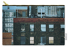Crispy Chicago Morn Carry-all Pouch