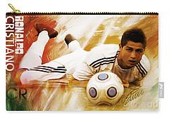Cristiano Ronaldo 092f Carry-all Pouch
