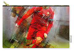 Cristiano Ronaldo  Carry-all Pouch by Gull G