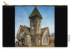 Crooked Church Carry-all Pouch
