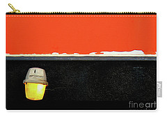 Crooked Carry-all Pouch by Ethna Gillespie