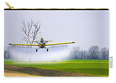 Precision Flying - Crop Dusting 1 Of 2 Carry-all Pouch