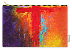 Cross Carry-all Pouch by Kume Bryant
