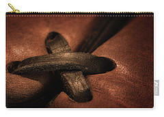 Crossed Fingers Carry-all Pouch