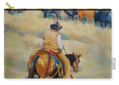 Crossing Carry-all Pouch by Jean Cormier
