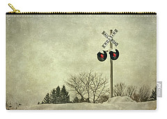 Crossing Over Carry-all Pouch by Evelina Kremsdorf