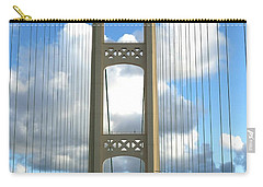 Crossing The Mighty Mac Carry-all Pouch
