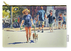Crossing West 79th Carry-all Pouch