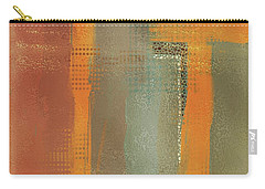 Carry-all Pouch featuring the mixed media Crossroads by Eduardo Tavares