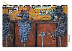 Crow Bar Carry-all Pouch by Leah Saulnier The Painting Maniac