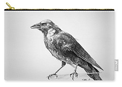 Crow Carry-all Pouches