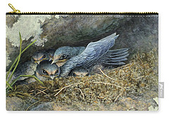 Crowded House Carry-all Pouch