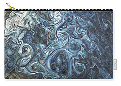 Crown Of Storms Carry-all Pouch