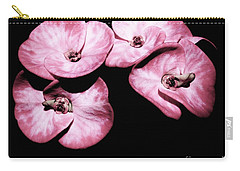 Crown Of Thorns Carry-all Pouch by Amar Sheow