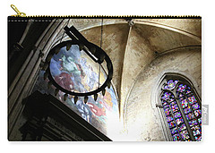 Carry-all Pouch featuring the photograph Crown Of Thorns by Rasma Bertz