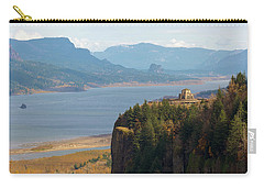 Crown Point On Columbia River Gorge Carry-all Pouch