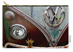 Crowned - Vw Carry-all Pouch