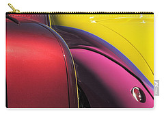 Cruise In Colors Carry-all Pouch
