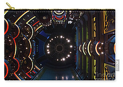 Cruise Ship Abstract Centrum Carry-all Pouch