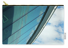 Cruise Ship Abstract Serenade Windows 1 Carry-all Pouch