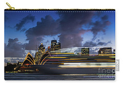 Cruise Ship Sydney Harbour Carry-all Pouch