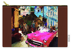 Cruising In Havana Carry-all Pouch