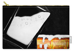 Carry-all Pouch featuring the photograph Crying Over Spilled Milk by Diana Angstadt
