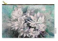 Crysanthymums Carry-all Pouch