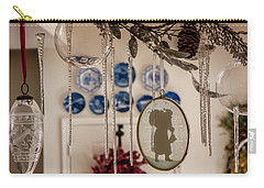 Crystal And Glass Carry-all Pouch