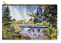Crystal Creek Carry-all Pouch