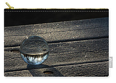 Crystal Frost Carry-all Pouch