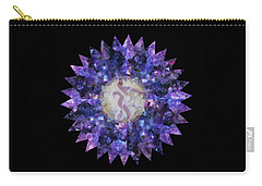 Crystal Magic Mandala Carry-all Pouch