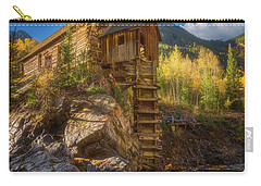 Crystal Mill Morning Carry-all Pouch by Darren White