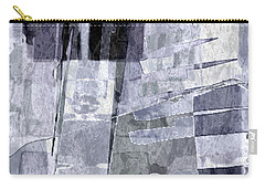 Crystal Silver Carry-all Pouch by Tlynn Brentnall