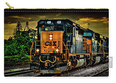 Csx 4226 Carry-all Pouch by Marvin Spates