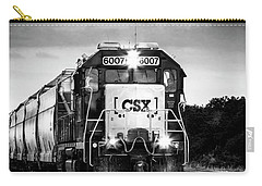 Csx 6007 Carry-all Pouch by Marvin Spates