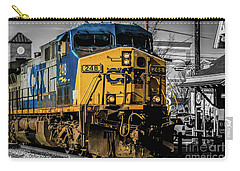 Csx Engine Gaithersburg Md Carry-all Pouch