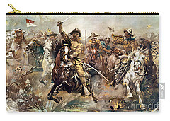 Cuba: Rough Riders, 1898 Carry-all Pouch