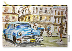 Cuba Today Or 1950 ? Carry-all Pouch