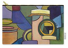 Cubist Pill Bottle Carry-all Pouch