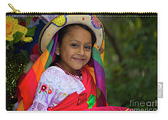 Cuenca Kids 865 Carry-all Pouch by Al Bourassa