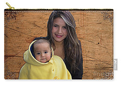 Cuenca Kids 878 Carry-all Pouch by Al Bourassa